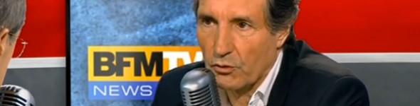 Jean-Jacques Bourdin (BFM TV)