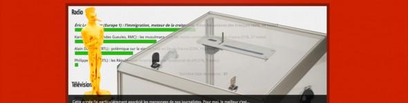 Retransmission des Bobards d'Or 2012 : le code d'intégration vidéo