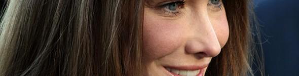 Carla Bruni : «Les journalistes sont tous des Pinocchio»