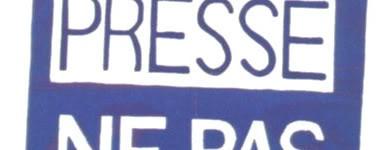 Presse et propagande : le nouveau militant