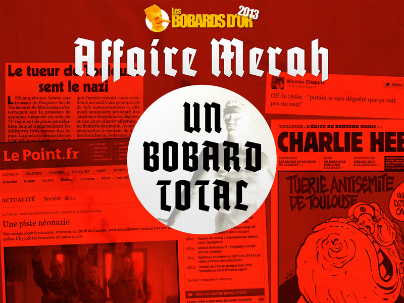 Affaire Merah : le bobard total