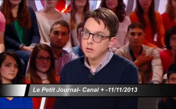 Yann Barthès : « Harry Potter sur les Champs-Élysées, un témoin vraiment... magique ! »