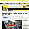 « Beau bar de Lille » : quand France Info voit de l'homophobie là où la justice n'en voit guère…
