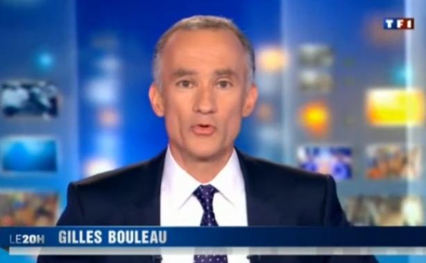 AFP + Gilles Bouleau : meilleurs complices du gouvernement